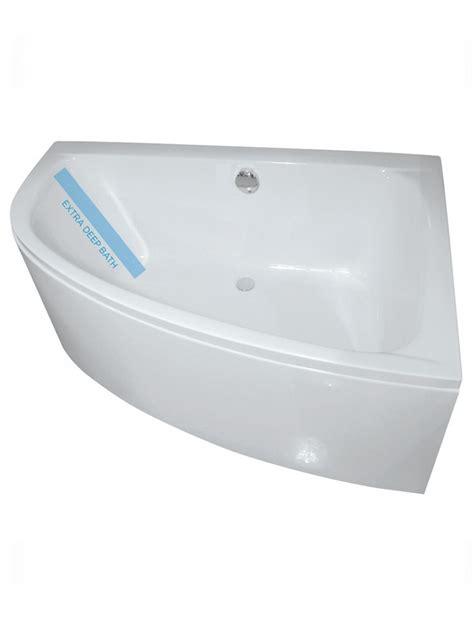 mayfair   mm offset corner bath  hand bath