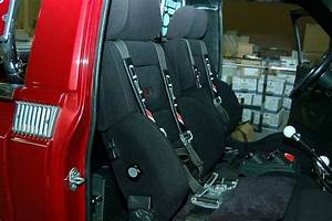 Racing Seats In 91 Toyota Pickup Anyone Have Some In There