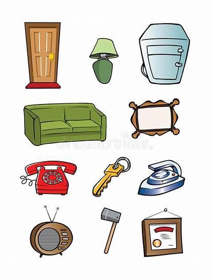 Objects Household Random
