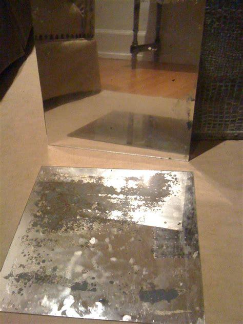 antique mirror tiles  home design ideas