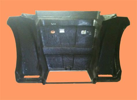 newer western star  extended hood  bbc