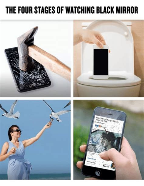 Black Mirror Memes - funny the four memes of 2017 on sizzle community