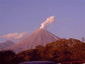 Volcán de fuego - Landscape & Rural Photos - From...with love
