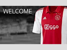 Ajax Announce €8 million Ziggo Shirt Sponsor Deal Footy