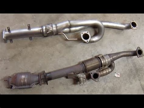 installreview atlp  pipe mod acura mdx   youtube