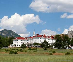 The Stanley Hotel, Estes Park, Colorado. | Places I've ...