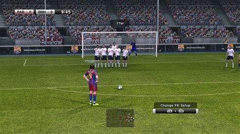 Pro Evolution Soccer 2011 (PES 11) PC Download Full Version