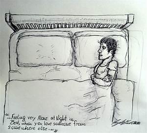 Feeling Alone by Michel-89angelus on DeviantArt