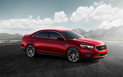 2019 Ford Taurus Sho Specs, Release Date And Price New