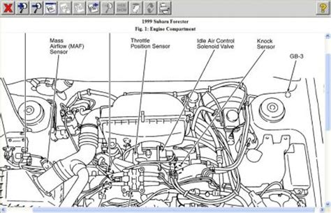 1999 Subaru Outback Engine Diagram by 6 Best Images Of 1999 Subaru Outback Engine Diagram 2001