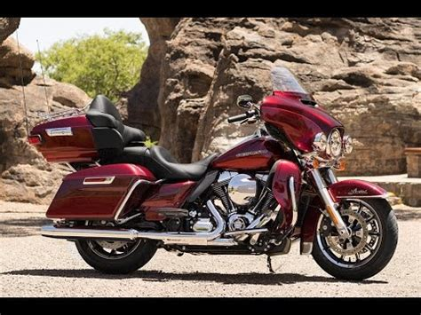 Harley Davidson Ultra Limited Picture by 2016 Harley Davidson Touring Ultra Limited
