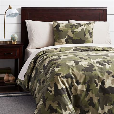 white camo comforter cool blue brown and grey camo bedding