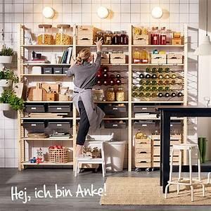 Regale Für Abstellkammer : die besten 17 ideen zu speisekammer organisieren auf pinterest kleine speisekammer ~ Sanjose-hotels-ca.com Haus und Dekorationen
