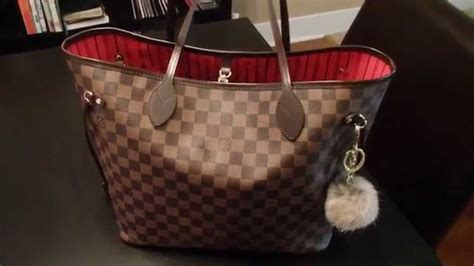 What's In My Louis Vuitton Neverfull Mm