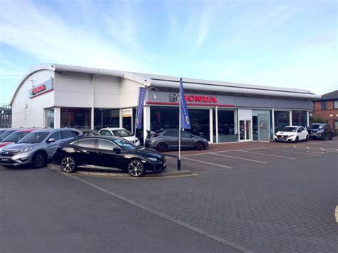 Honda Dealers In Durham