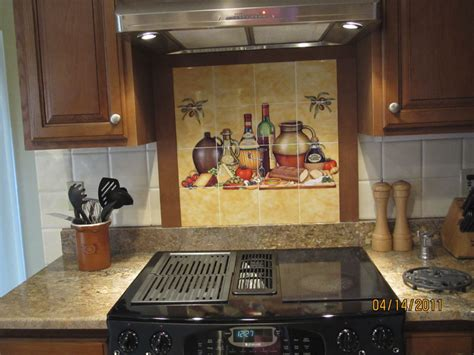 kitchen mural backsplash decorative tile backsplash kitchen tile ideas cucina