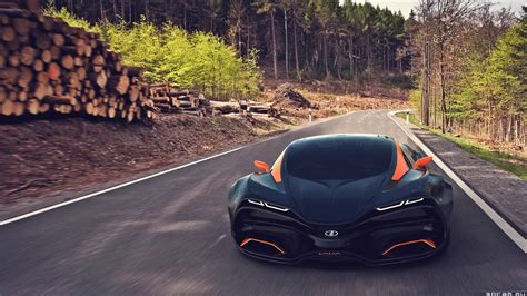 I Saw The Lada Raven And I Found It Awesome, But Its Only