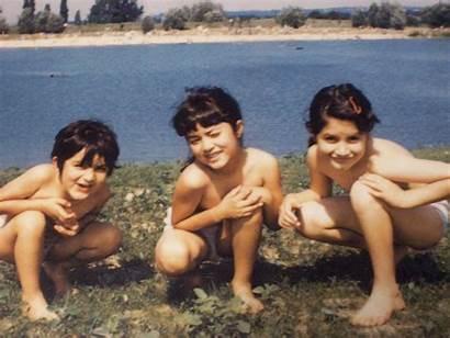 Topless Sisters Flickr Lake