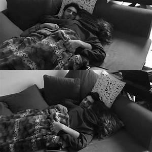 love couple sleep romance Cuddle CP moan-s •