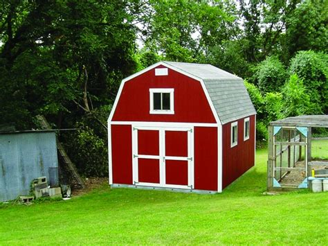 premier tall barn 12x14 by tuff shed country living