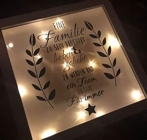 Lichterkette Im Zimmer : die besten 25 3d bilderrahmen ideen auf pinterest geldgeschenke im bilderrahmen bilderrahmen ~ Markanthonyermac.com Haus und Dekorationen