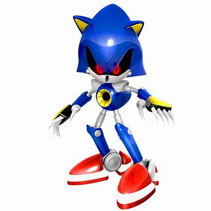 Sonic Dreamcast Render Metal Era Nibroc Rock