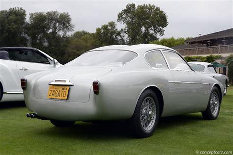 1956 Alfa Romeo 1900 Conceptcarzcom