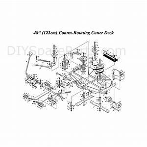 Westwood T1800h 48 U0026quot  Tractor  T1800h48  Parts Diagram  Page 1