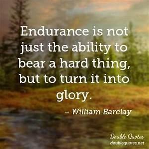 17 Best images ... Endurance Quotes