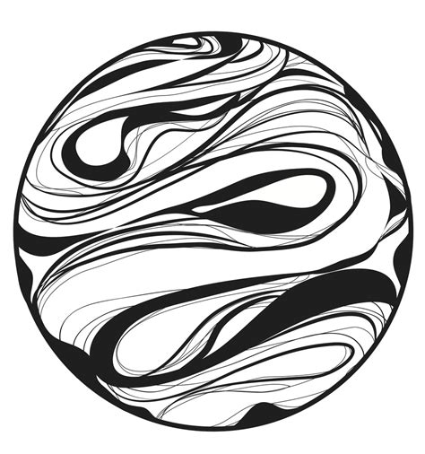 black  white marble clipart clipground