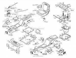 Dixon Ztr 4515b  2003  Parts Diagram For Body