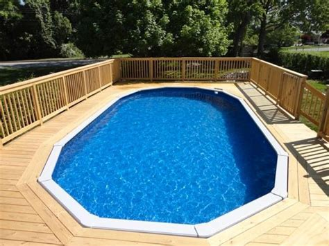 best pool deck material how to design the above ground pool decks with wooden material orchidlagoon com