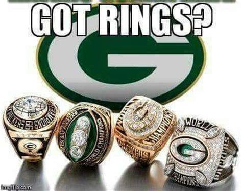 Superbowl Rings | Green Bay Packers | Pinterest | Packers