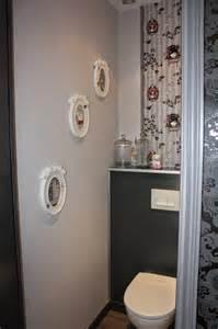 Papier Peint Wc by Papier Peint Pour Toilettes