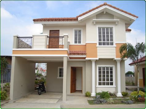 2 storey house 2 storey house plans in the philippines modern house