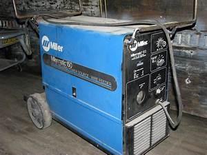 Miller Millermatic 150 Cv  Wire Feeder