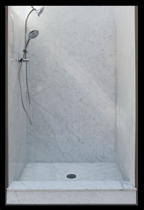 Removing Cultured Marble Shower Walls - tired of cleaning your grout lines try a grout less