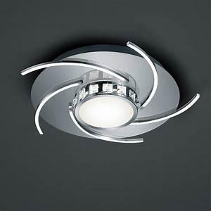 Dimmbare Led Deckenlampe : deckenlampe mit led technik ~ Frokenaadalensverden.com Haus und Dekorationen