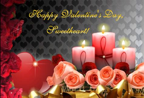 happy valentines day my sweetheart 20 beautiful day e card to send your loving one