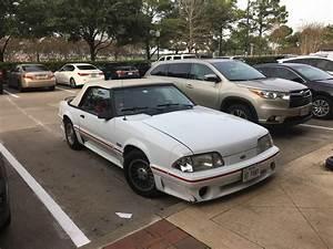 '87 Mustang GT
