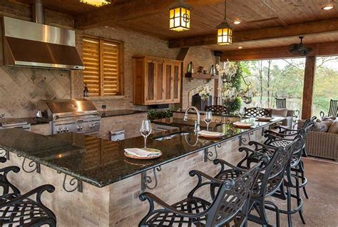 kitchen plans with islands swimming pools outdoor living spaces outdoor solutions