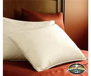pacific coast eurofeather fill pillow european down With european feather bed