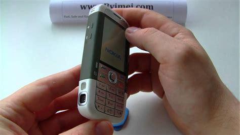 Nokia 5700 Xpress Music Rm-230 Unlock & Input / Enter Code
