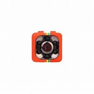 Camera Surveillance Infrarouge Vision Nocturne : mini camera sporti infrarouge 1080p detecteur de mouvement noir ~ Melissatoandfro.com Idées de Décoration
