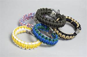 Paracord Bracelet Instructions  With Pictures