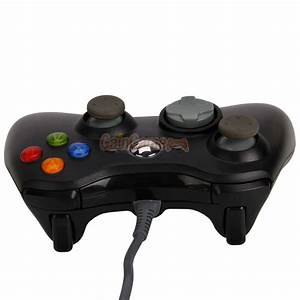 New Wired USB Game Pad Controller For Microsoft Xbox 360 ...