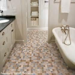Bathroom Ideas with Vinyl Flooring