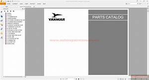 Yanmar 2tnv70-hge Part Catalog