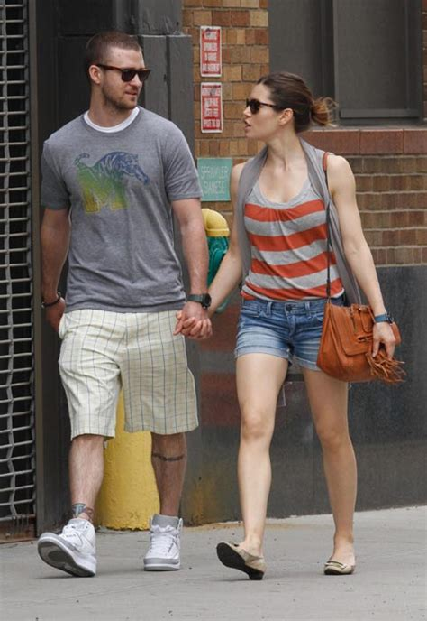 Justin Timberlake and Jessica Biel rumoured to have got ...