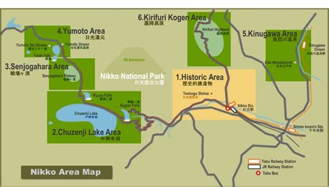 cuisine outdoor nikko city and nikko national park areas and attractions